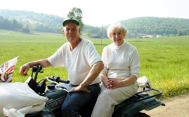 Zdjęcie Jesieni Wieku. Opieka nad osobami starszymi.