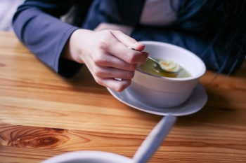 Zdjęcie do artykułu Dieta w okresie menopauzy magazynu Jesien Wieku