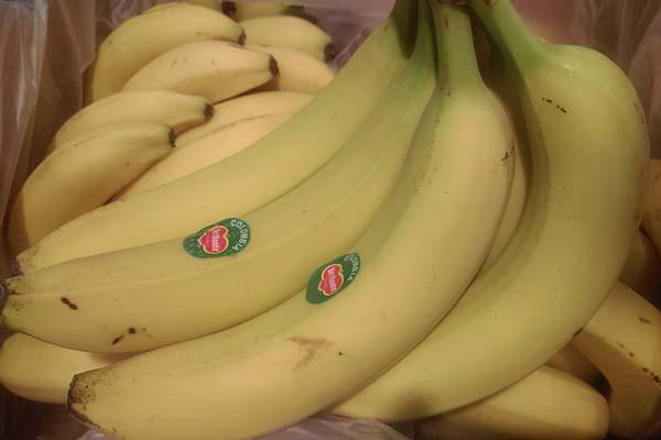 Zdjęcie do artykułu Banany magazynu Jesieni Wieku